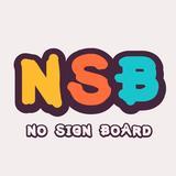no.sign.board