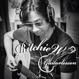 ritchiewguitarlesson
