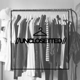 unclosetted