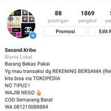 second.kribo