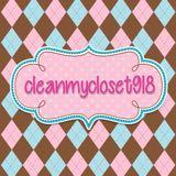 cleanmycloset918