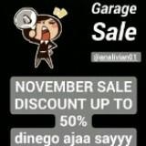 analiviangaragesale