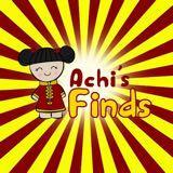 achisfinds