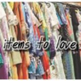 itemstolove