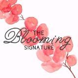 thebloomingsignature