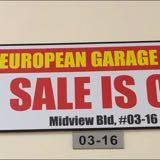 europeangaragesale