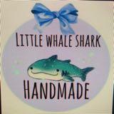 littlewhalesharkhandmade