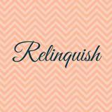 relinquishh