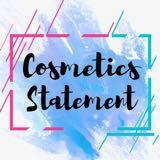 cosmeticsstatement