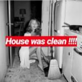 housewasclean